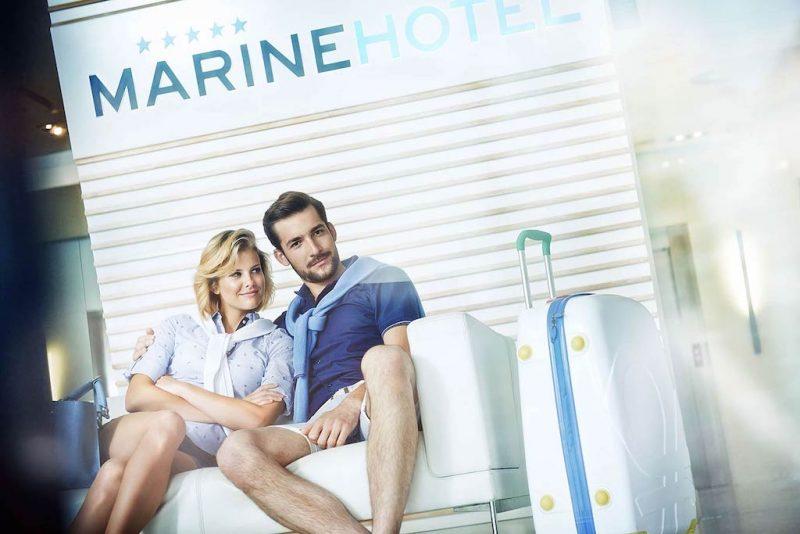 Marine Hotel & Ultra Marine Resort